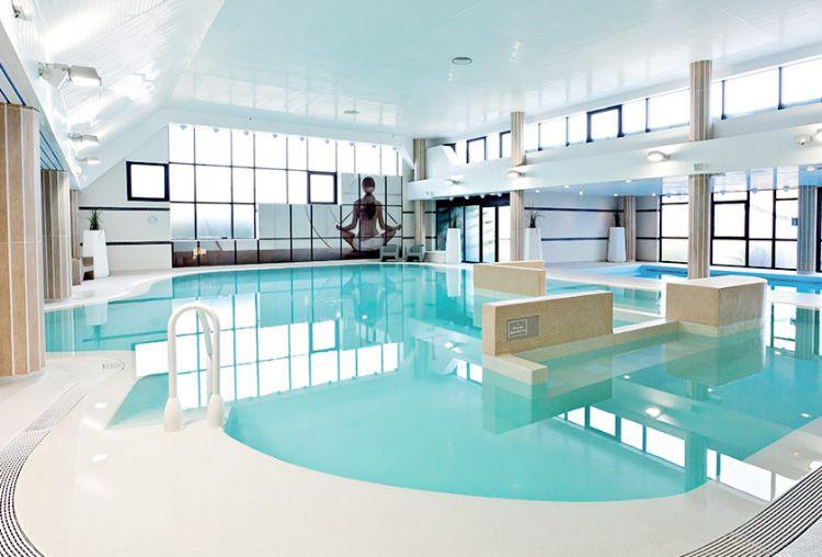 Piscine Thalazur hôtel Riva-Bella**** à Ouistreham