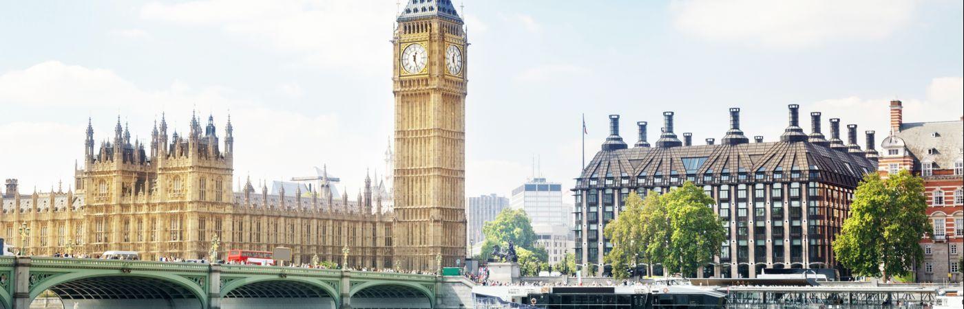 Big Ben à Londres