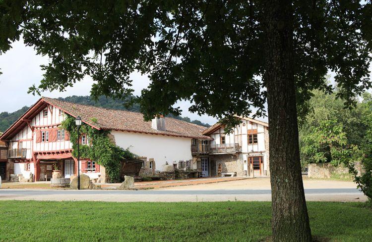 Ferme Inharria à Saint-Pée-sur-Nivelle