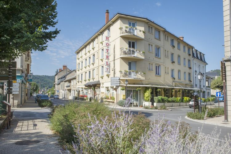 Hôtel de France*** à Saint-Geniez-d'Olt
