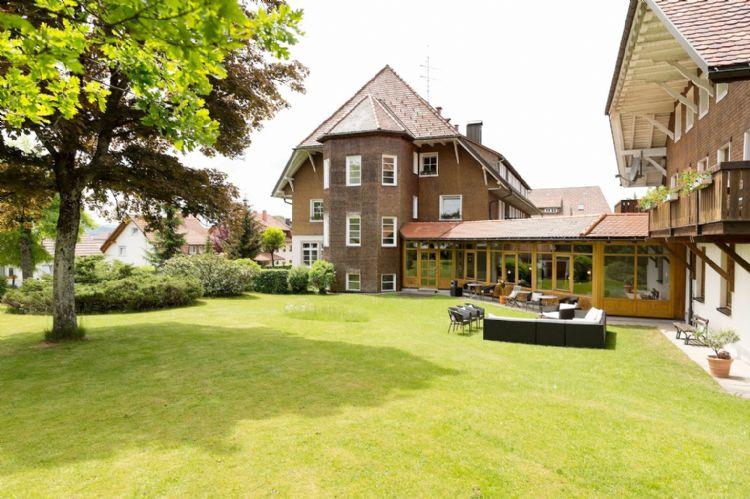 Hôtel Der Hirschen*** à Sankt Märgen