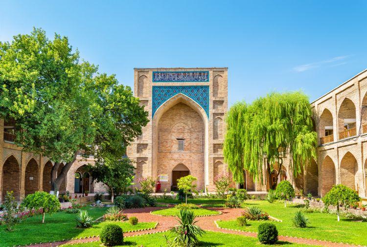 Médersa Koukeldach à Tachkent